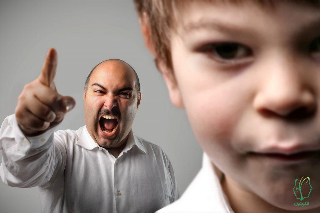 چگونه کودک خود را تنبیه کنم؟