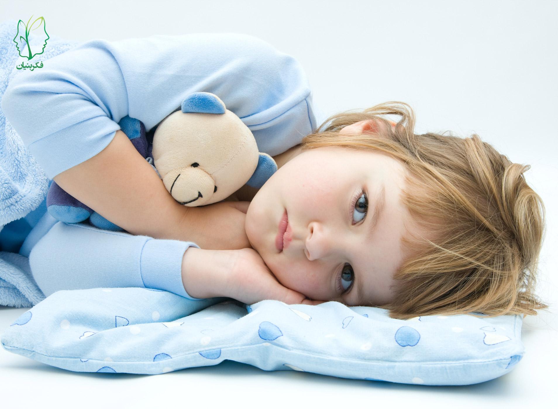 بیماری مزمن در کودکان
