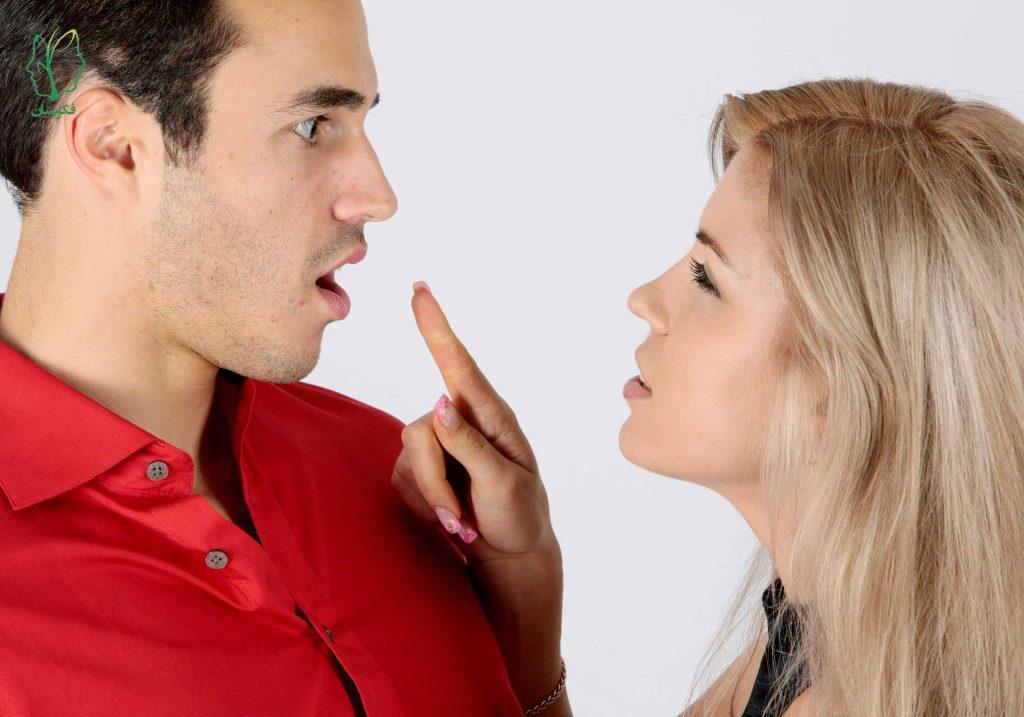 در انتقاد جنسی از همسر خود، پیشگویی نکنید