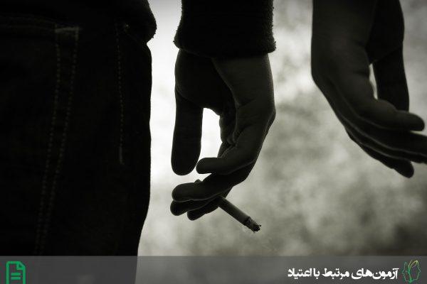 پرسشنامه سنجش وسوسه مصرف مواد پس از ترک