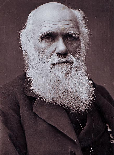 نظریه های چارلز داروین انقلابی بودند