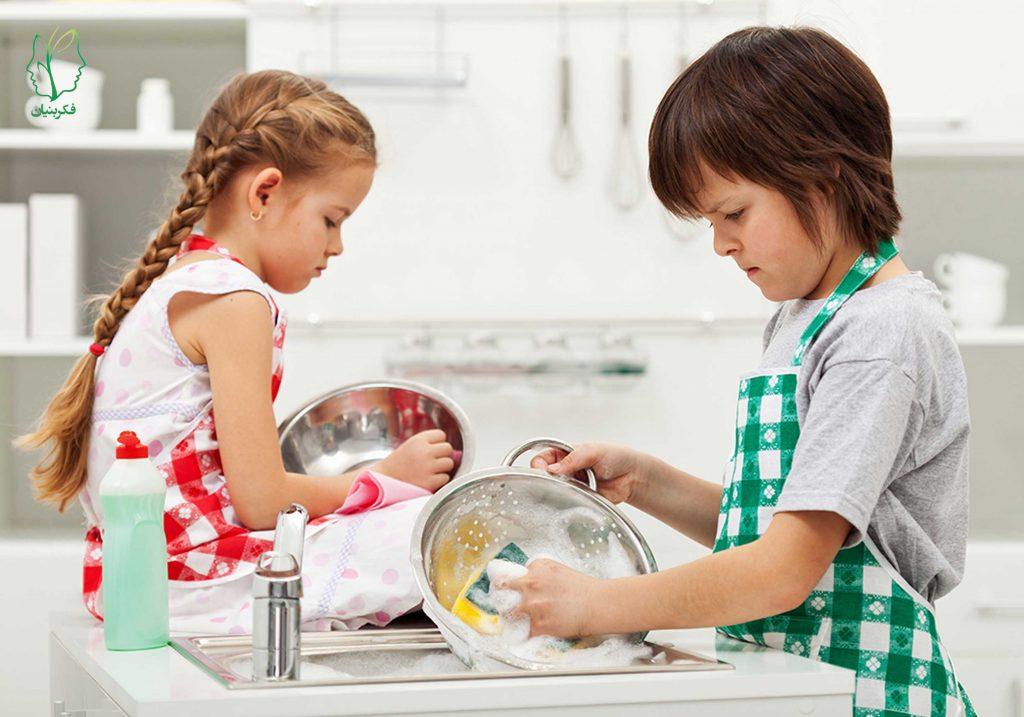 مسئولیتپذیری کودک