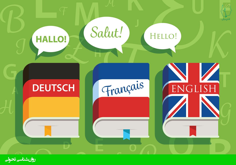 یادگیری زبان دوم