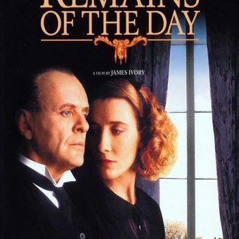 پوستر فیلم بقایای روز