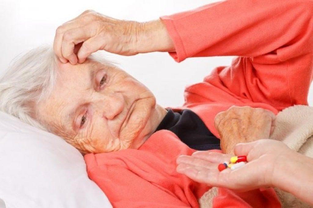 شیوع دلیریوم در سالمندان بستری در بیمارستانها از همه بیشتر است