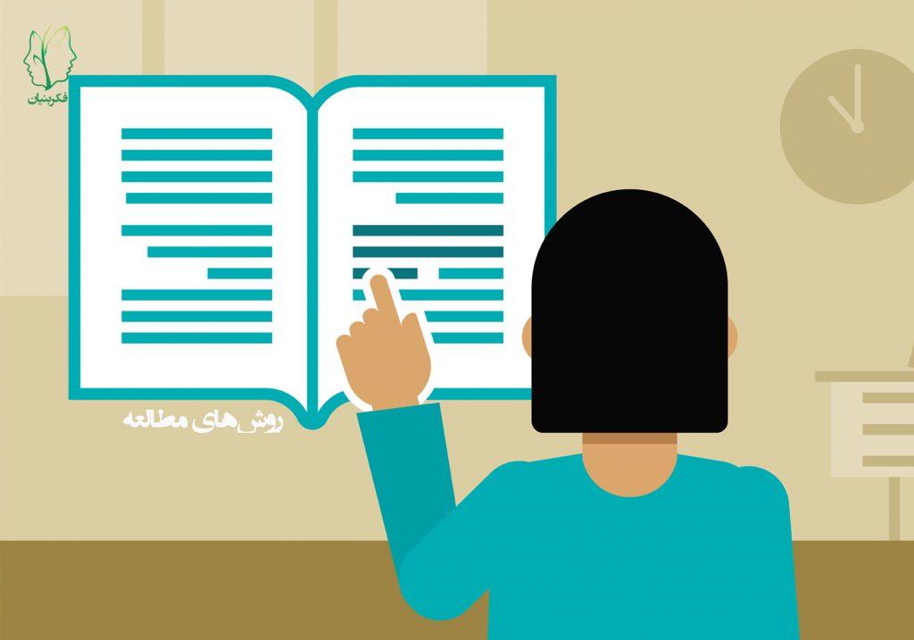 آشنایی با روش های مطالعه دروس دانشگاهی – روش پس ختام یا PQ4R