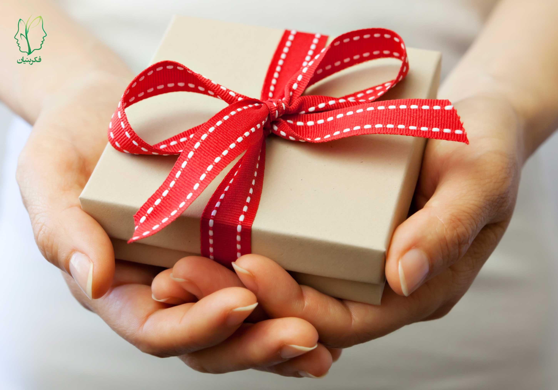 روان شناسی هدیه دادن