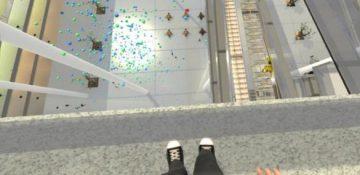 درمان ترس از ارتفاع با کمک واقعیت مجازی
