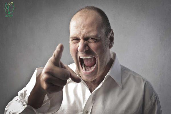 غلبه بر خشم