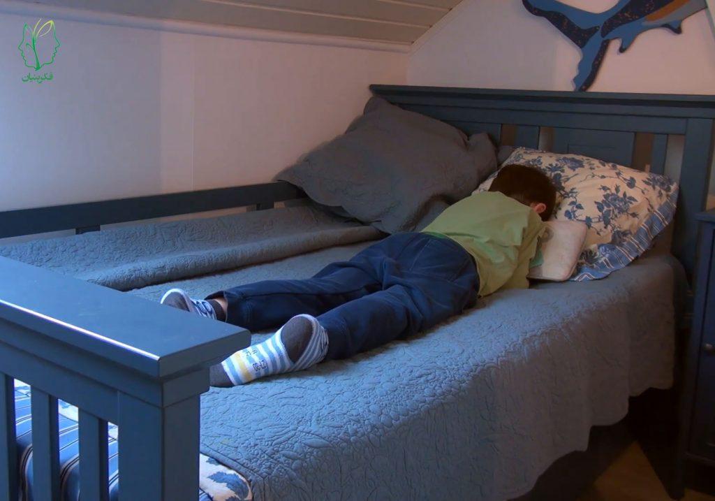 خوابهای وحشتناک در کودکان