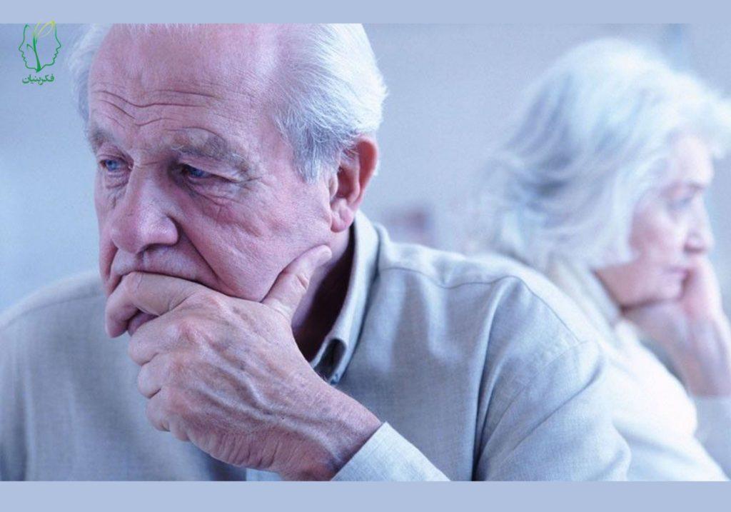 5 علت طلاق بعد از یک عمر زندگی