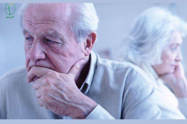 5 علت طلاق بعد از يك عمر زندگی
