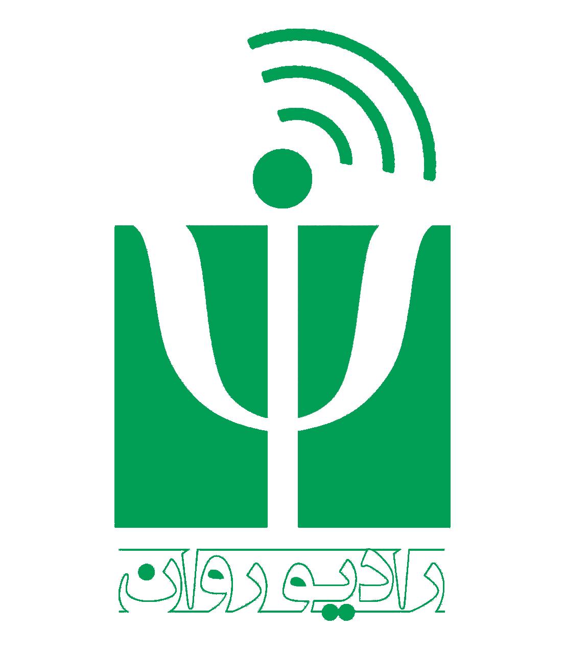 لوگوی رادیو روان