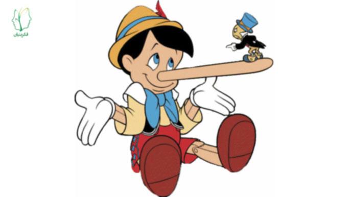 روان شناسی دروغگویی