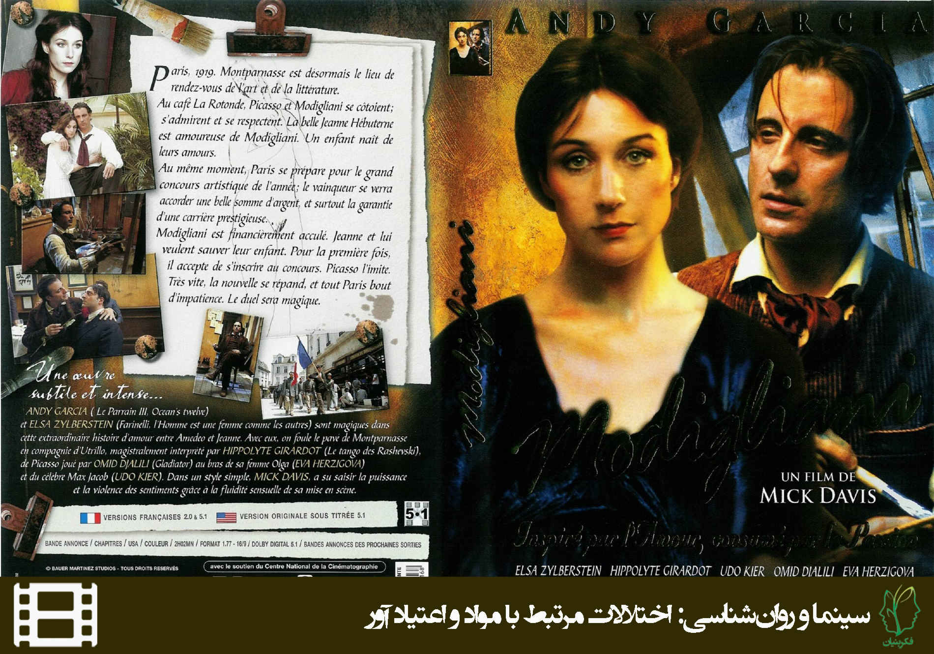 فیلم مودیلیانی (Modigliani)