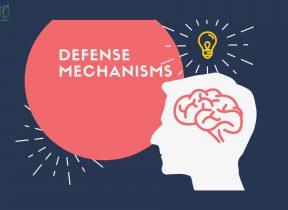 مکانیسم های دفاعی از افراد در برابر احساسات ناخوشایند محافظت میکنند
