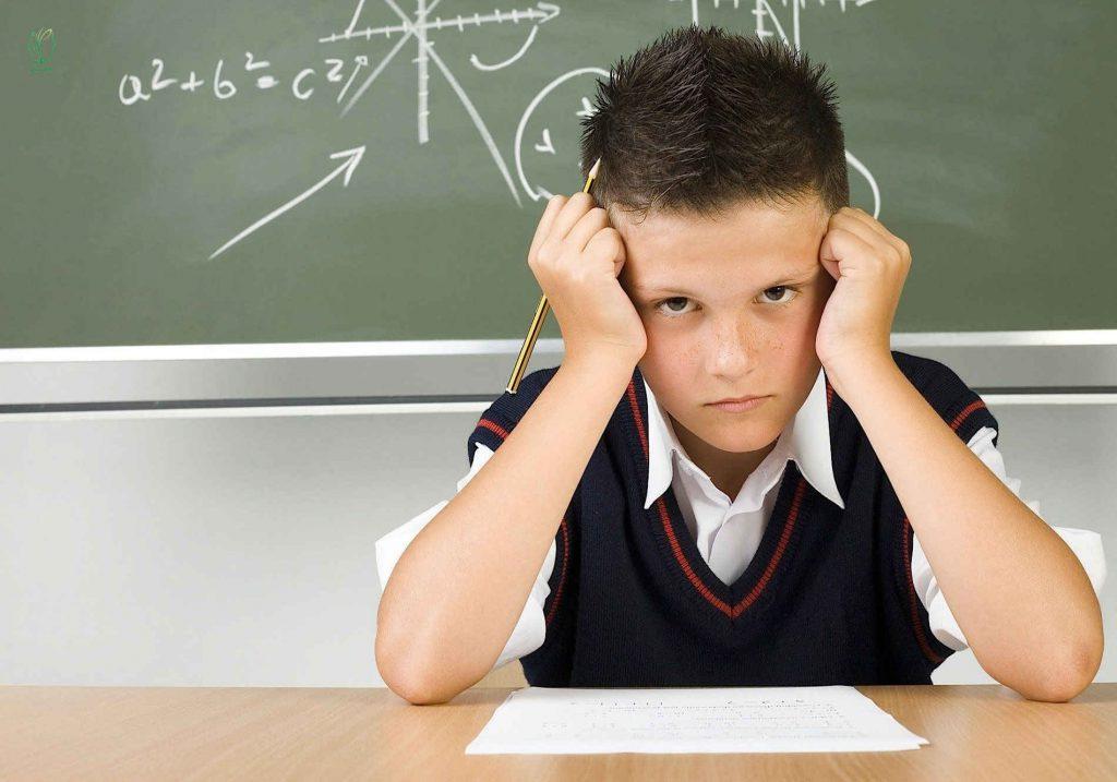 اختلالات یادگیری کودکان