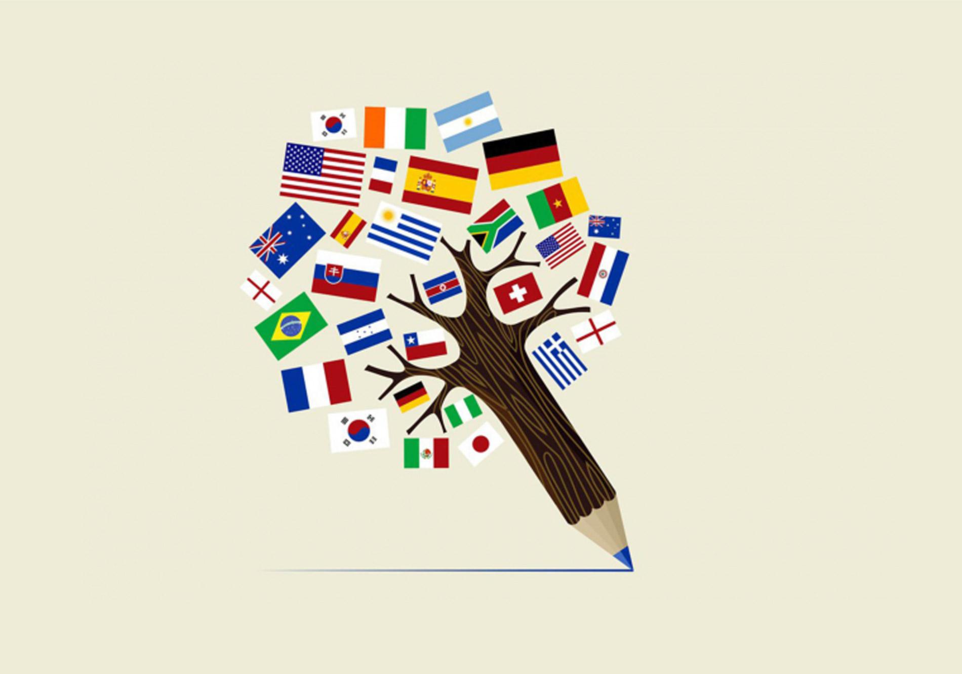 نظریه های رشد زبان