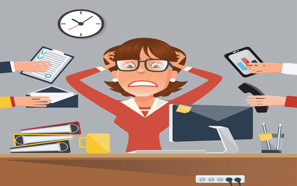 اضطراب و نشانههای آن