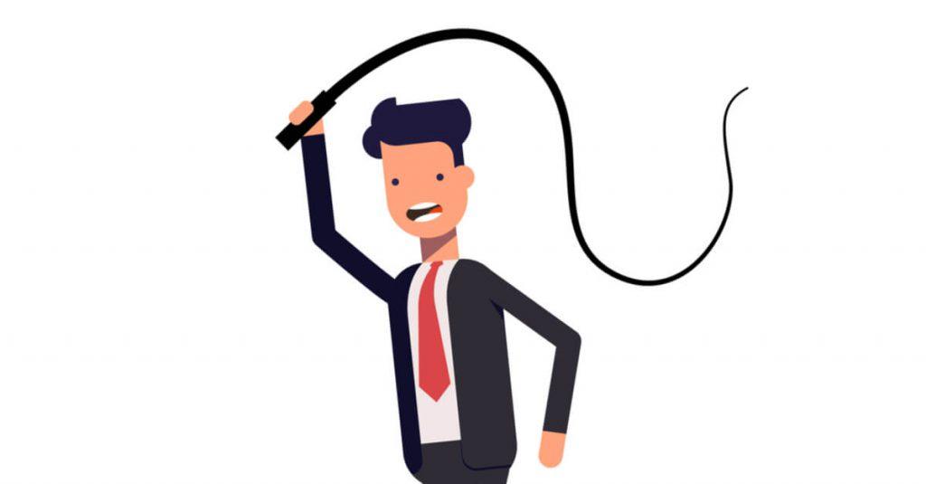 چهار شیوه مدیریت - مدیریت دیکتاتوری
