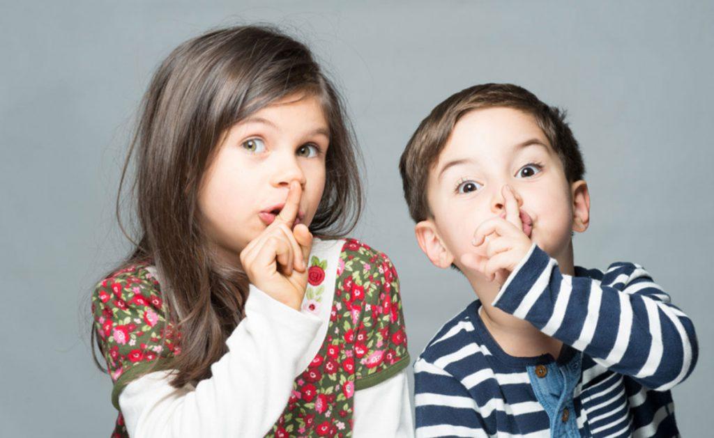 آیا کودکان دروغ را از بزرگترها یاد میگیرند؟