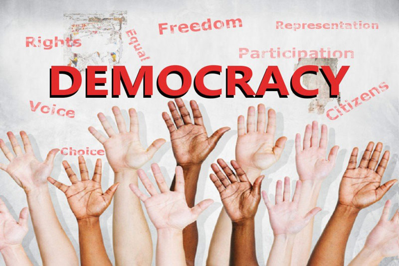 روانشناسی دموکراسی