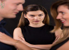 حسادت در روابط