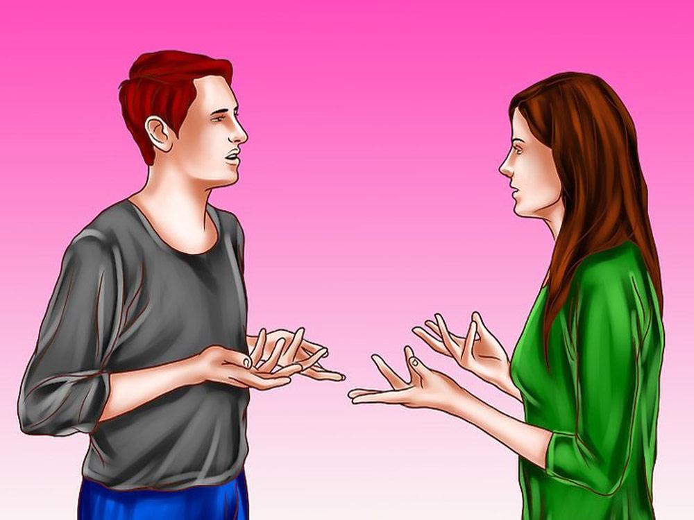 ابراز احساسات و بیان خواستههای خود در زندگی مشترک چگونه میباشد؟