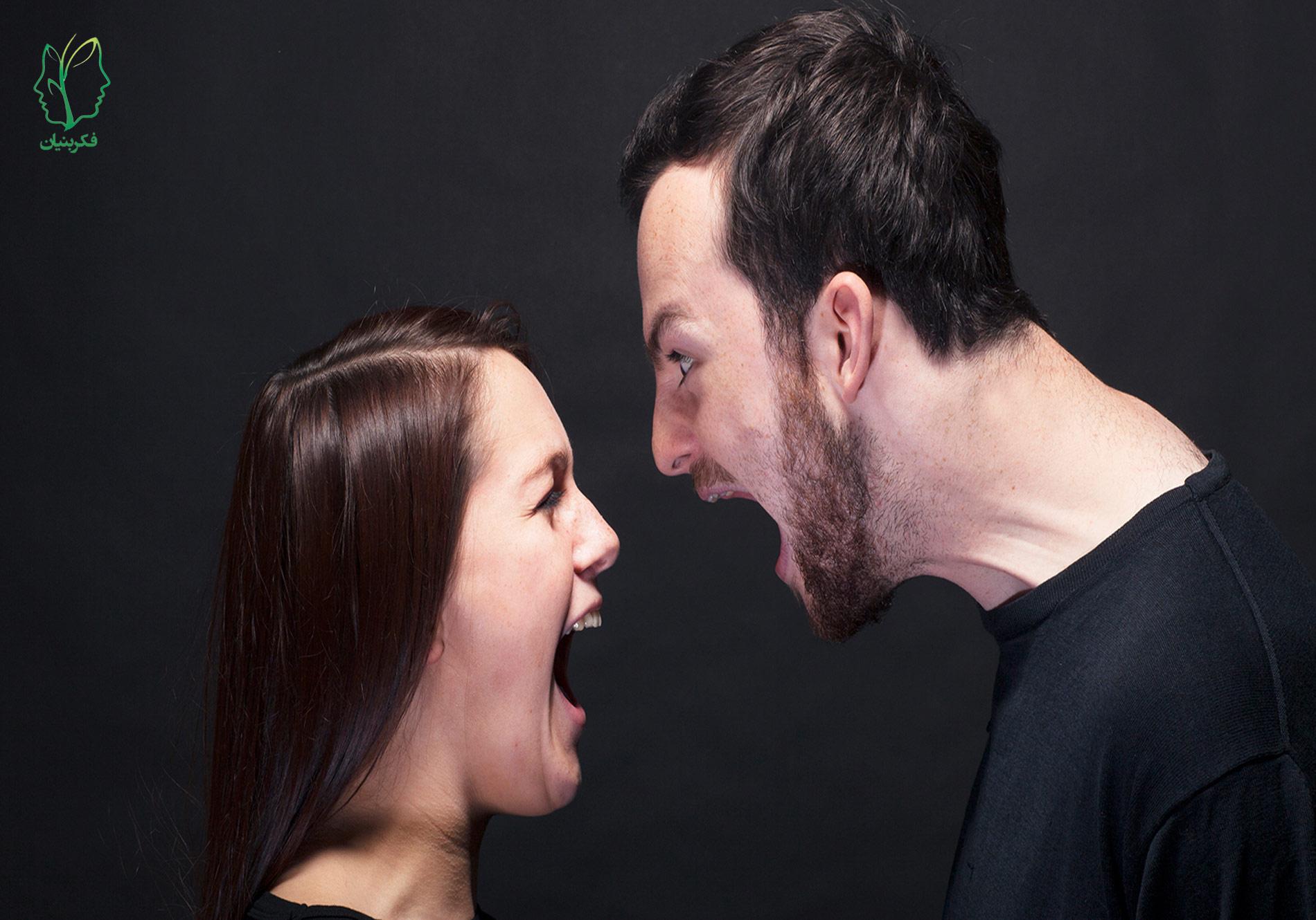 چگونه از مشاجره بپرهیزیم؟