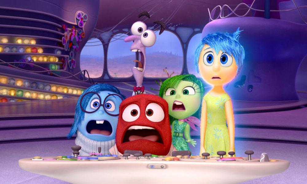 نقد و بررسی انیمیشن درون و برون (inside out)
