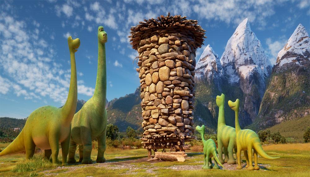 تحلیل انیمیشن دایناسور خوب (THE GOOD DINOSAUR)