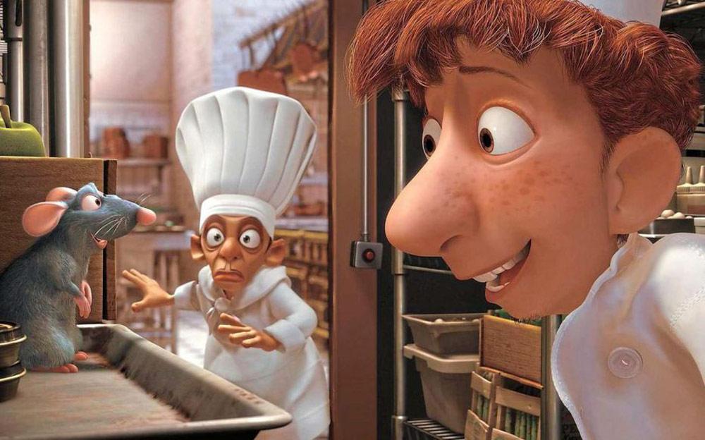 تحلیل انیمیشن موش سرآشپز (Ratatouille)