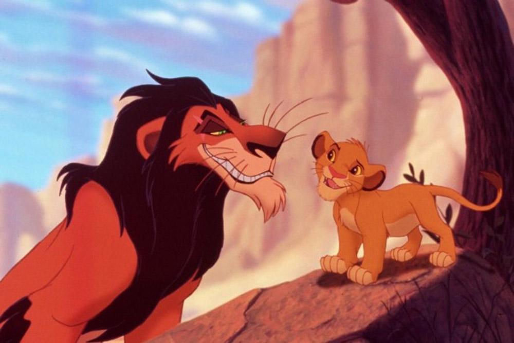 تحلیل انیمیشن شیرشاه (The Lion King)