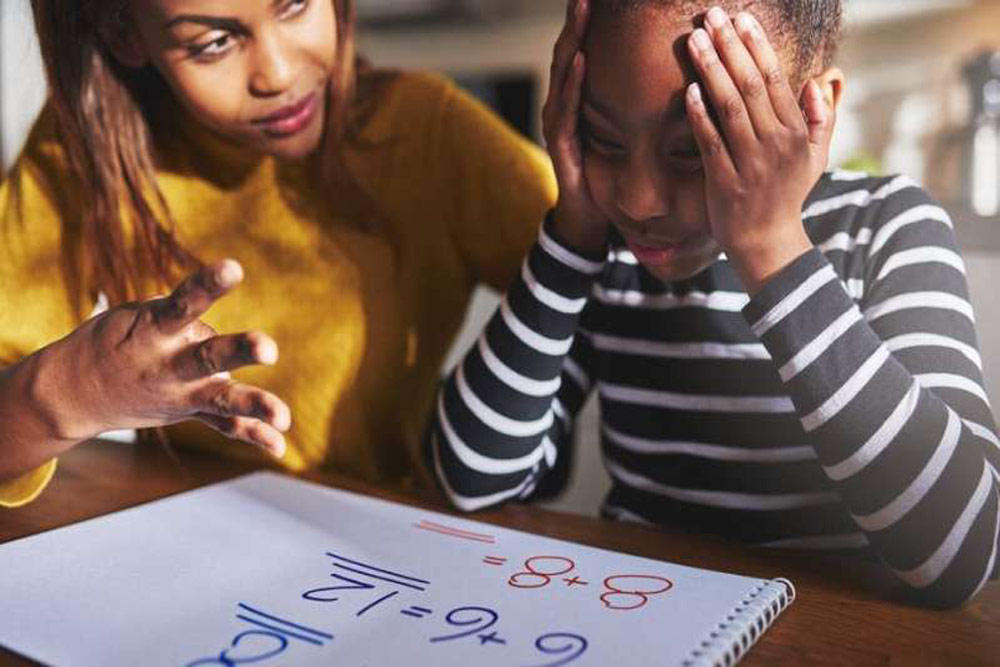 اختلالات یادگیری و کاردرمانی