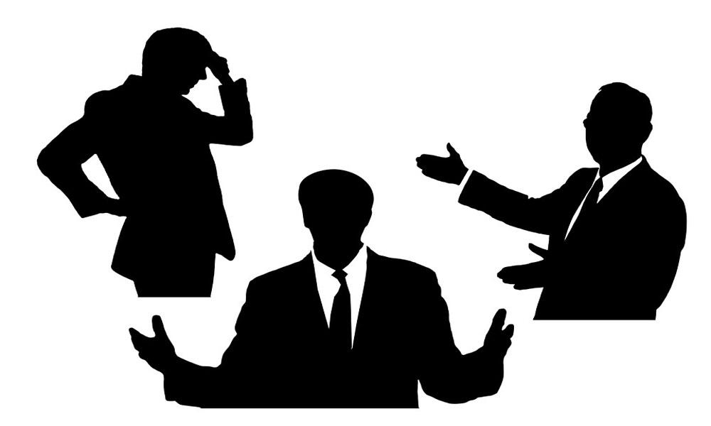 درک چهار رویکرد در سخن گفتن
