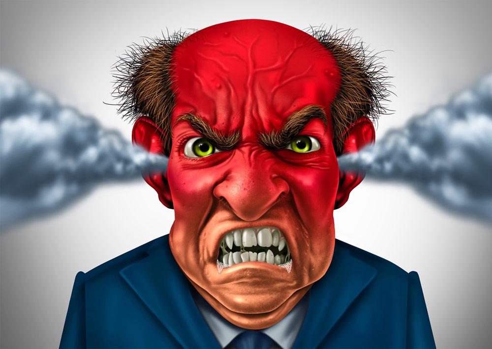 خشم ناسالم چیست؟