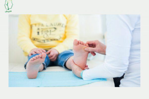 مشکلات شایع استخوانبندی کودکان و نوزادان و شیرخواران