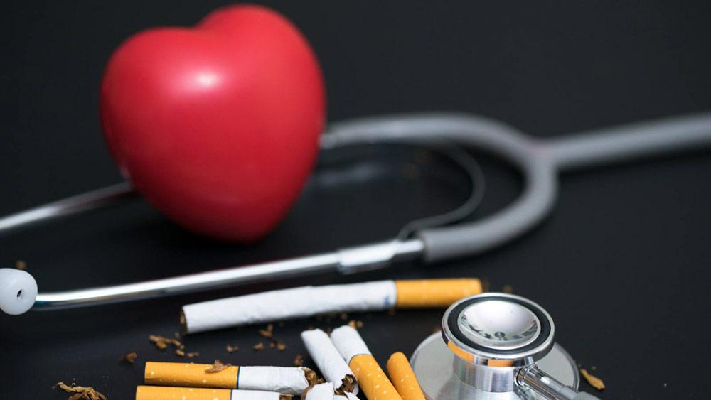 عوارض مصرف دخانیات