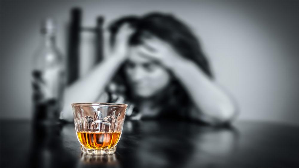 علائم ترک الکل