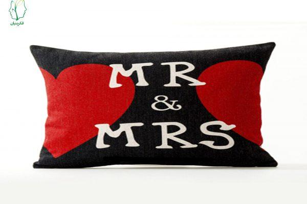پنج الگوی زوجهای متأهل