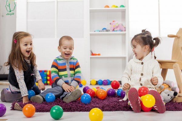 اهمیت بازی با کودکان در رشد جسمی، فکری و هوشی