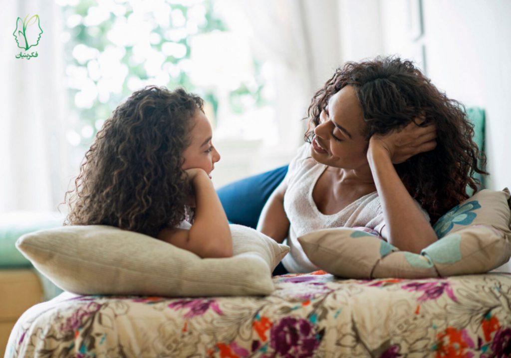صحبت کردن با کودکان در مورد کرونا ویروس (COVID-19)