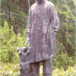 مجسمه ایوان پیتروویچ پاولف