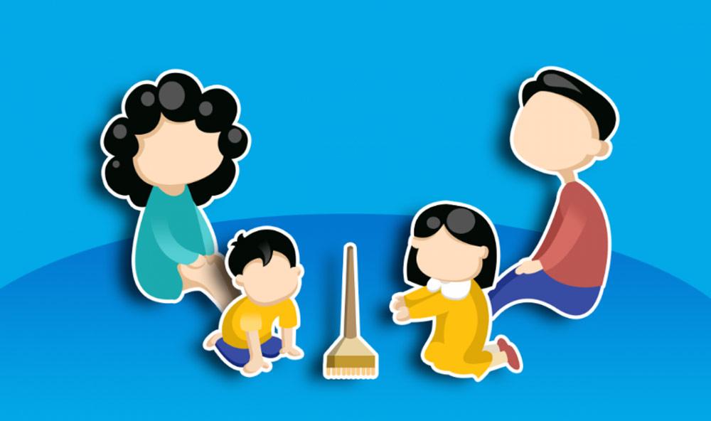 استرس کودکان در مورد شیوع کرونا