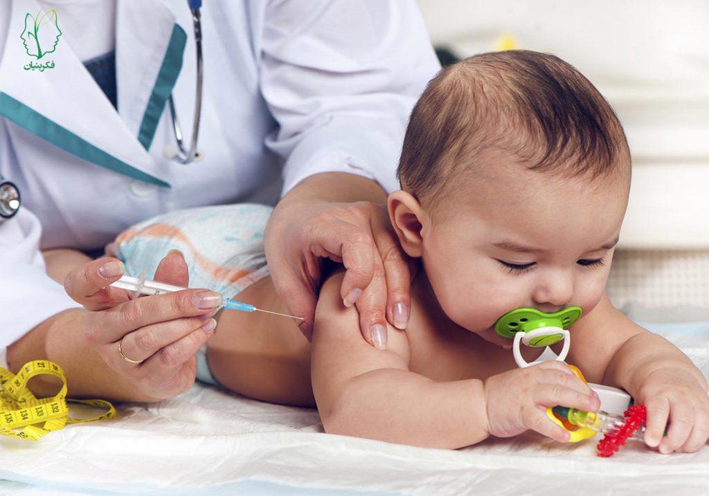 بیماریهای دوران کودکی