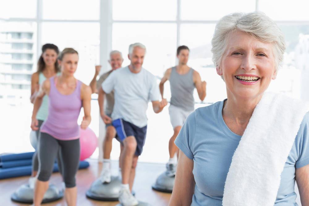 راههای شادی در سالمندی