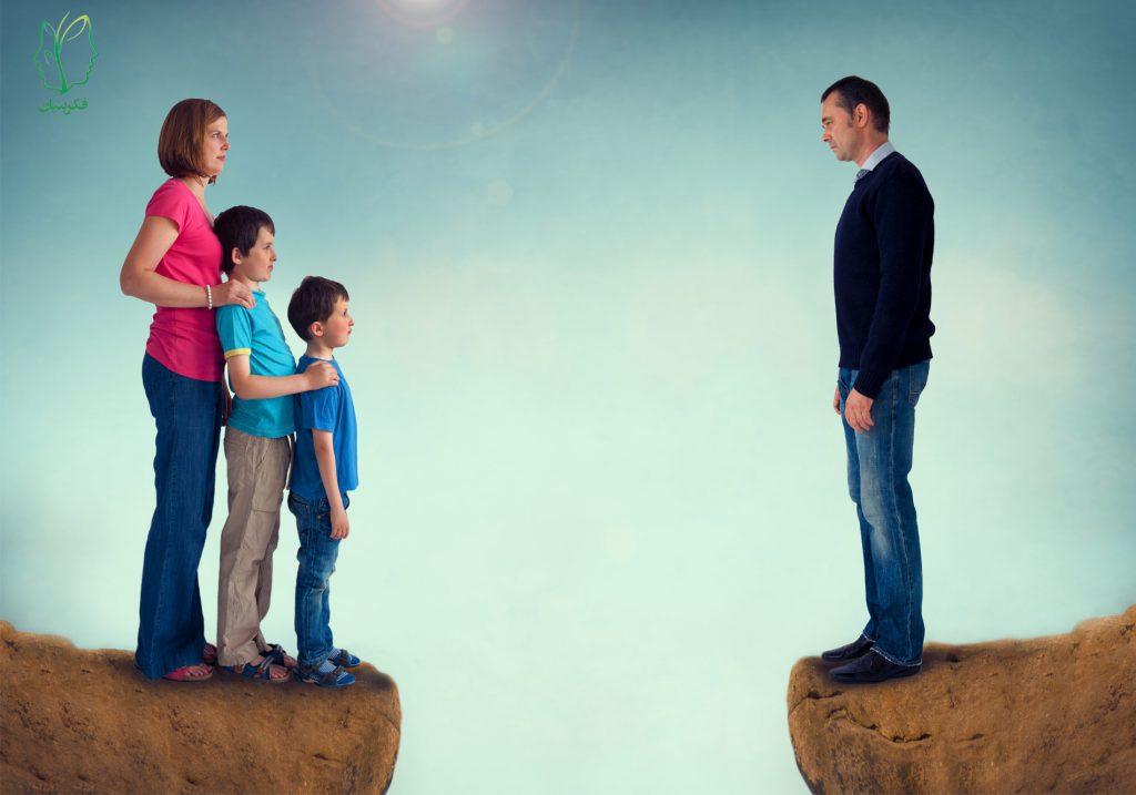 طلاق و کودک شما