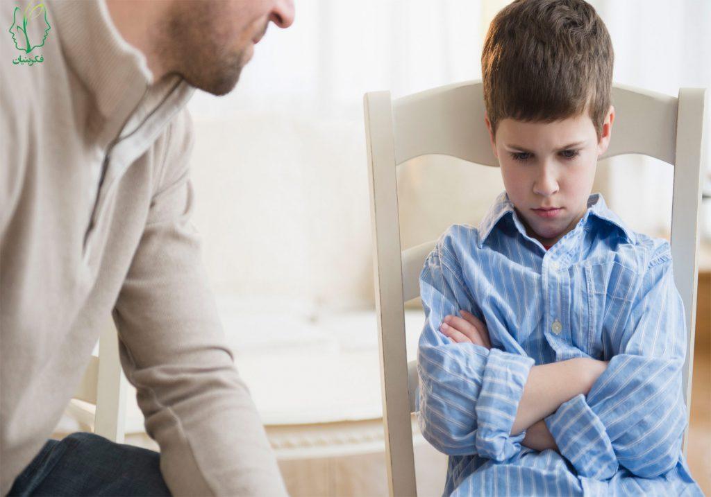 اختلالات رفتاری در کودک