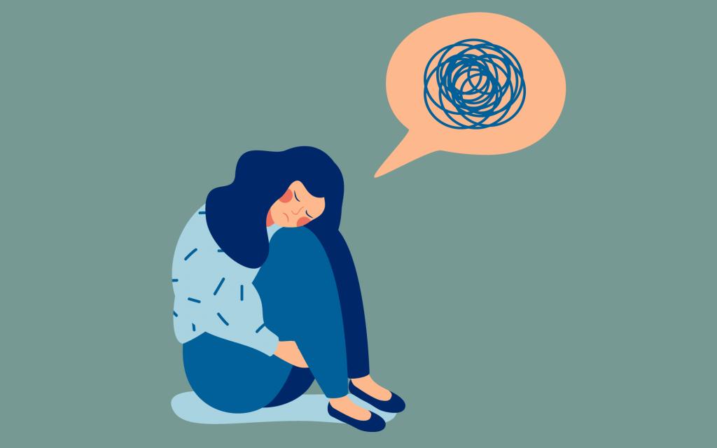 انواع اضطراب از دیدگاه آنا فروید
