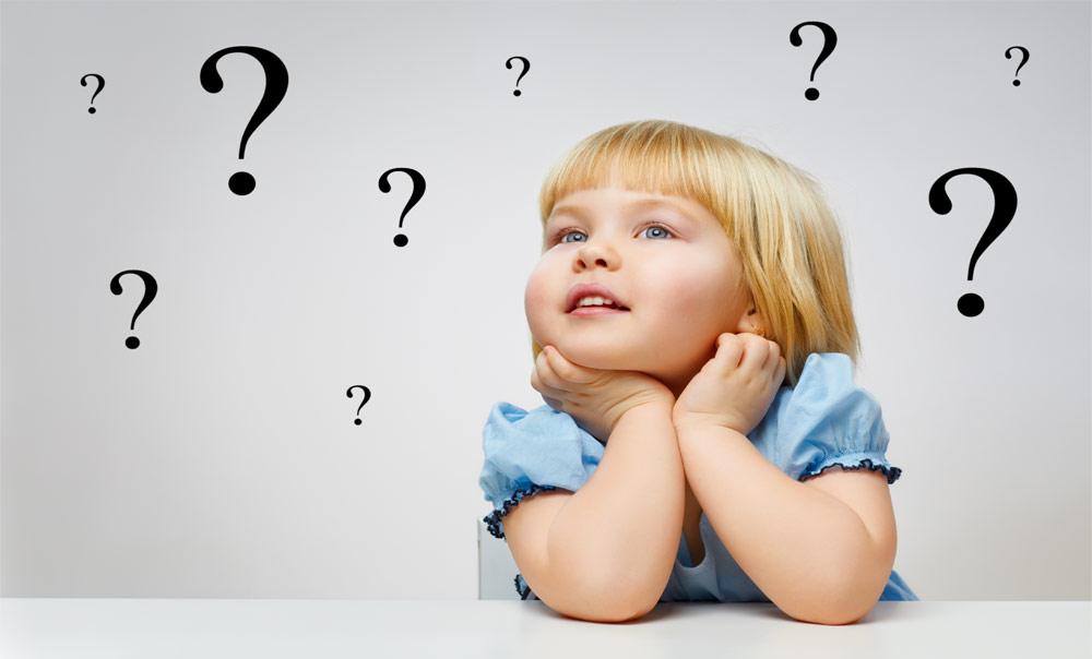 تفکر کودک خردسال